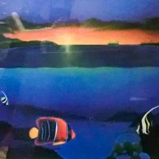 ダレル・フック原画『Reef Morning』 サムネイル