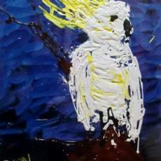 ディーン・ヴェラ原画『木の上のクカトゥー』 サムネイル