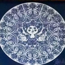 ヴィヨン・ヴィンブラッド陶板『薔薇の精』 サムネイル